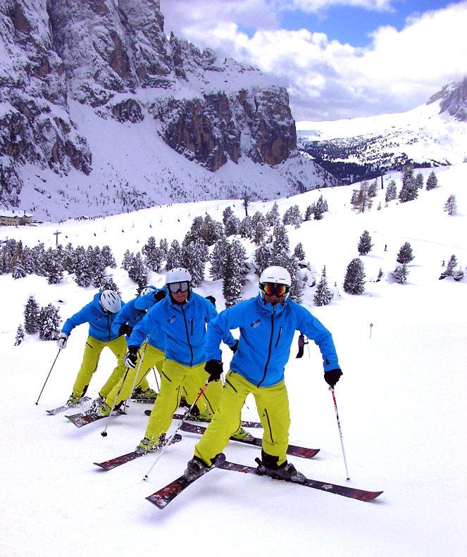 Ski-Inn lerarenteam