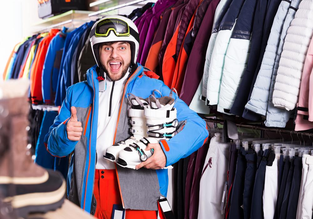 Ski-Inn skimateriaal